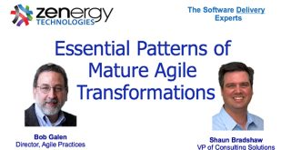 Essential Patterns of Successful Agile Transformations (Part One)