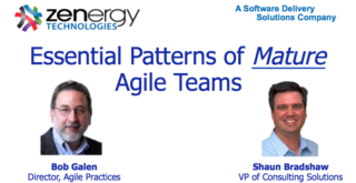 Essential Patterns of Mature Agile Teams