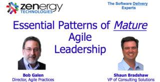 Essential Patterns of Mature Agile Leaders
